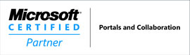 Microsoft Certified Partner | Portals and Collaboration